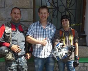 """Активисты проекта """"Зеленый город"""""""