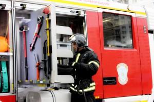Пожарная служба Москвы