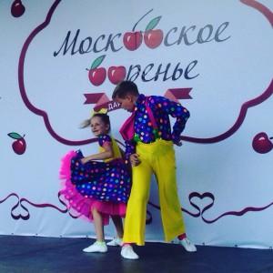 """Выступающие на сцене """"Московского варенья"""""""