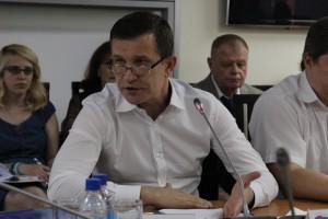 Депутат Мосгордумы Александр Семенников
