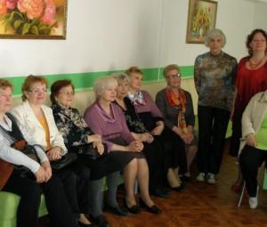 Центра социального обслуживания «Орехово»