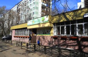 Здание территориальной клубной системы «Орехово»