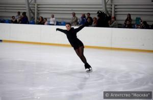 Открытая тренировка олимпийской чемпионки Аделины Сотниковой