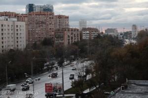 Более 30 километров дорог построили в столице с начала года