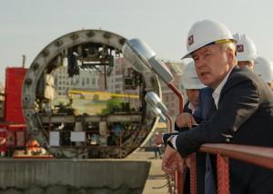 Мэр Москвы Сергей Собянин рассказал о строительстве Третьего пересадочного контура