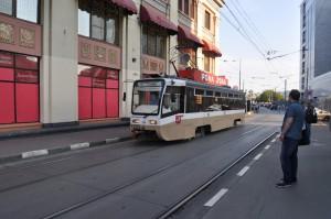 Трамвай в ЮАО