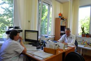 Педиатры детской поликлиники № 12