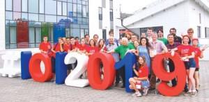 Школьники из Москвы привезут две медали из Казани