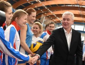 Спортсмены из Москвы принесли 58% золота в копилку сборной на Олимпиаде в Рио, заявил Сергей Собянин
