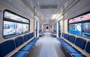 До конца года парк поездов на Таганско-Краснопресненской линии обновят более чем на 60%