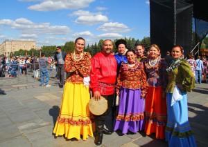 Участие в программе примут творческие коллективы из района Орехово-Борисово Южное