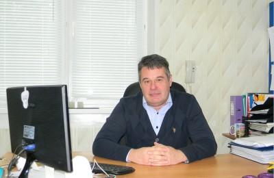 Председатель правления ЖСК Александр Осалихин