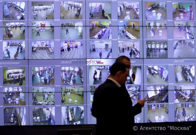 Серьезных нарушений навыборах в столицеРФ небыло— Наблюдатели