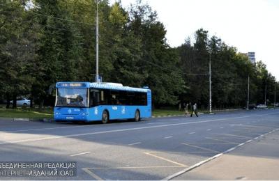 Автобус района Орехово-Борисово Южное