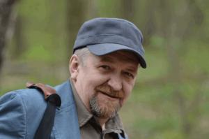 Писатель и сценарист Михаил Зайцев