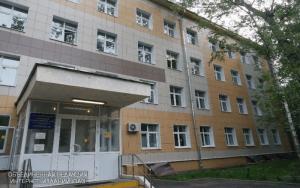 Городская поликлиника №166