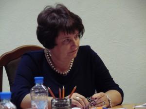 Глава управы района Орехово-Борисово Южное Валентина Козельская