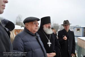 Депутат Госдумы, советник мэра Москвы Владимир Ресин (слева)