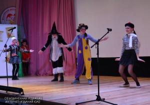 Детский спектакль в ЮАО