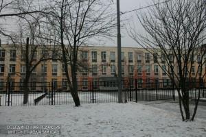 Школа в районе Орехово-Борисово Южное