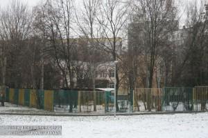 Одна из школ района Орехово-Борисово Южное