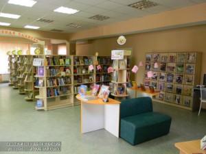 Одна из библиотек в ЮАО