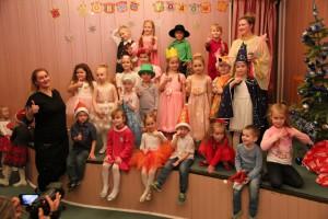 Юные актеры театра