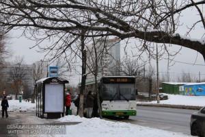 В районе внесены изменения в расписание движения одного из маршрутов общественного транспорта