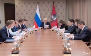 Мэр Москвы Сергей Собянин рассказал об изменениях в программе капремонта на заседании президиума правительства