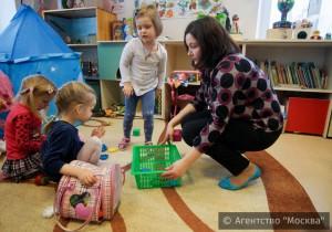 Инвесторы построят 6 детских садов в Новой Москве в 2017 году