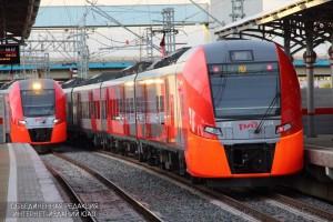 В Москве в новогодние праздники запустили экскурсионные электрички в города России