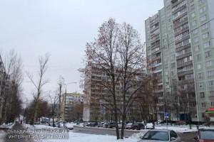 Жилые дома в районе Орехово-Борисово Северное