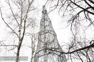 Шуховская башня в Южном округе