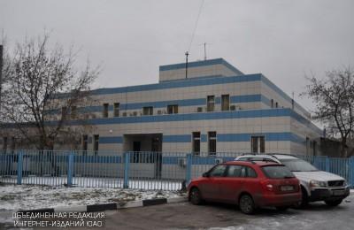 Прокуратура   ЮАО, Коломенский проезд, 12, к.1 (1)