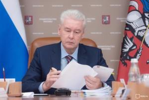 Собянин: жители Москвы примут участие в массовом опросе