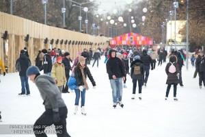 Жители района смогут принять участие в традиционной ледовой дискотеке