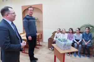 Школьники гимназии №1636