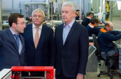 Собянин: Годовой объем инвестиций в Москве превысил 1,7 трлн руб
