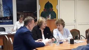 Заседание Совета депутатов муниципального округа Орехово-Борисово Южное