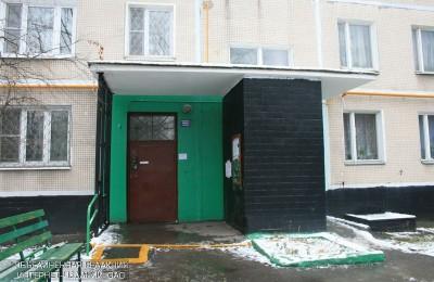 Жилой дом в районе Орехово-Борисово Южное
