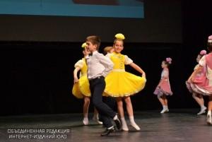 Бальные танцы в Южном округе