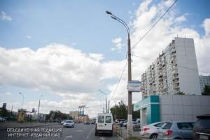 Ореховый бульвар в районе Орехово-Борисово Южное