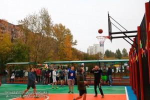 Баскетбол в Южном округе