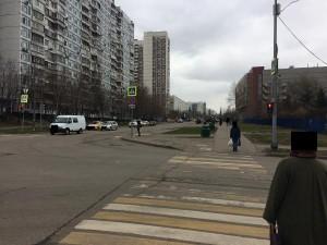 На пересечении Елецкой и Воронежской улиц отремонтировали светофор