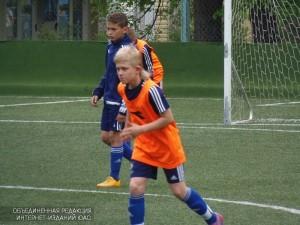 Футбол в ЮАО