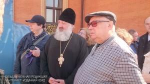 Выездное совещание по строительству новых православных храмов