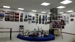"Выставка картин в центре ""Авангард"""