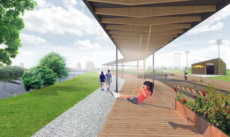 Восемь столичных парков планируется благоустроить совсем скоро