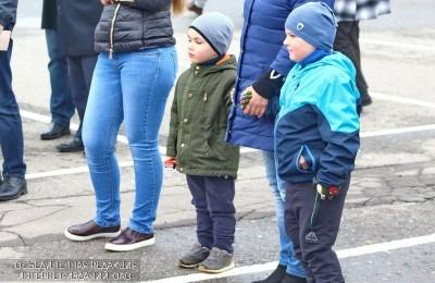 Дети в Южном округе