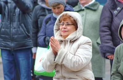 Праздничный концерт «Фронтовики, наденьте ордена»